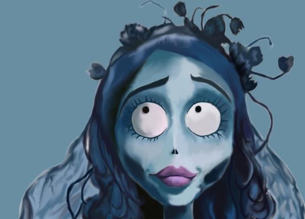Corpse Bride par maeli